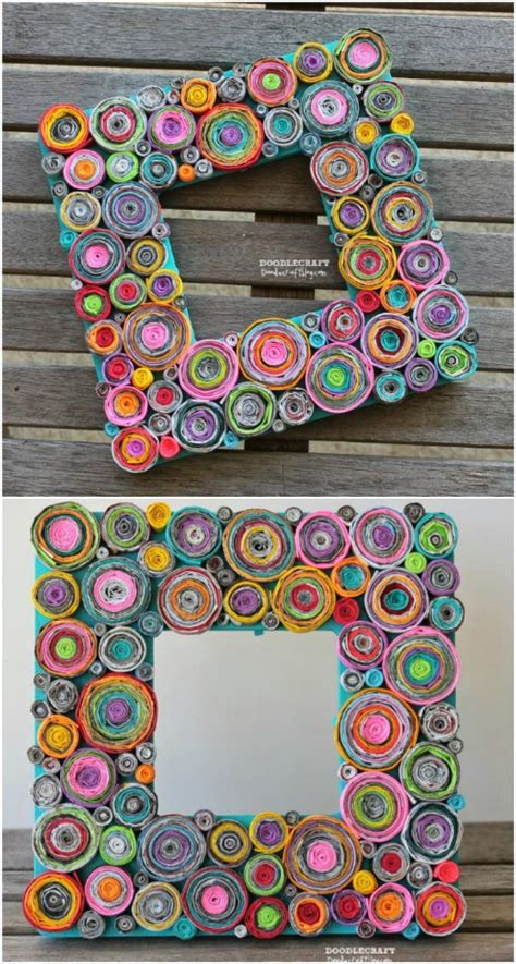 DIY Project: 15 Creative Ways to Repurpose Old Magazines