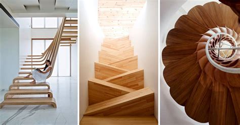 20+ Beautiful Stairs That Will Make Climbing To The Second