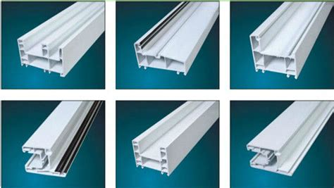 PVC UPVC Profile , Window and Door Frame Manufcaturer real