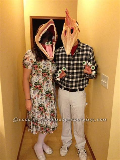 Unique & Scary Halloween Costume Ideas For Couples 2013