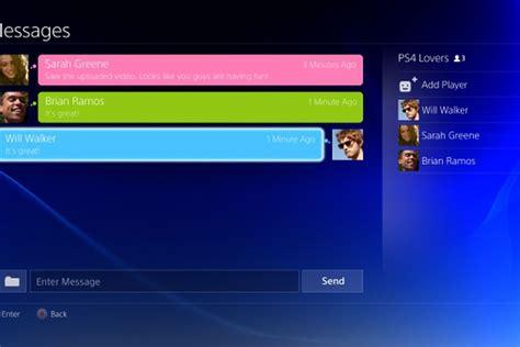 PS4 Party Voice Chat will support up to eight players