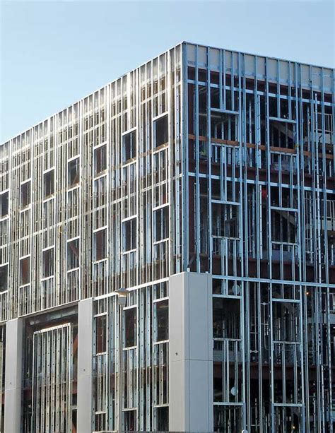 Hot innovations in cold-formed steel framing