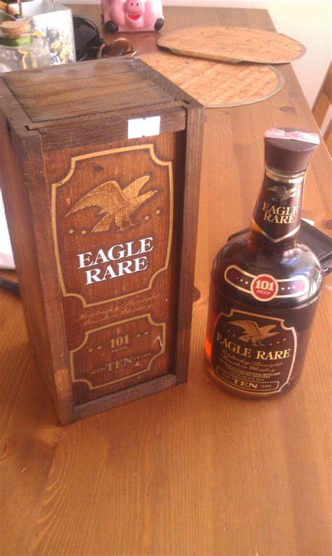 Eagle Rare 101 Proof 10 Year Bourbon Whiskey Mint With Box