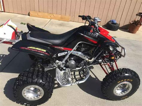 Used 2003 Yamaha RAPTOR 660 ATVs For Sale in California on