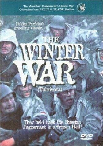 The Winter War (1989) with English Subtitles on DVD - DVD