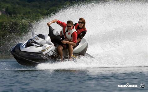 2009 Sea-Doo RXT Review - Top Speed