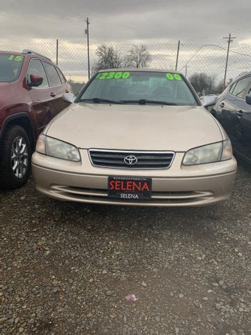 USED TOYOTA CAMRY 2000 for sale in Albany, OR   Selena