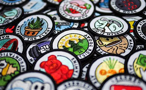 You Can Now Get 30 Adult Merit Badges To Reward All The