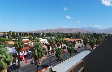 Driving to Palm Springs and Rancho Mirage