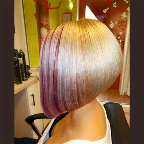 21 Stacked Bob Hairstyles You'll Want to Copy Now | Styles