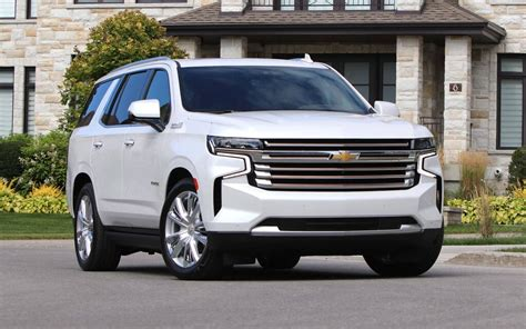 2021 Chevrolet Tahoe: No Room for Error - The Car Guide