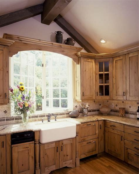 15 Cool Wood Cabinets Ideas For Rustic Kitchens - Shelterness