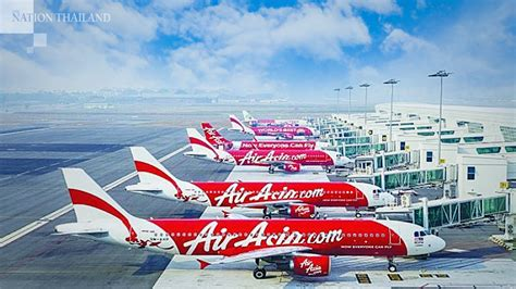 AirAsia set to resume domestic flights in Thailand on May 1