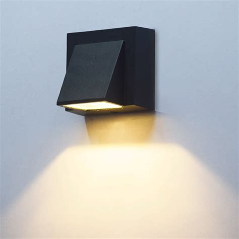 Outdoor Lamp 3W 5W LED Wall Sconce Light Fixture