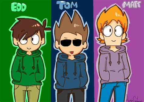 Which Eddsworld character are you ? - Personality Quiz