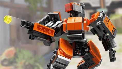 Limited-Edition Lego Bastion Available Now on the Blizzard