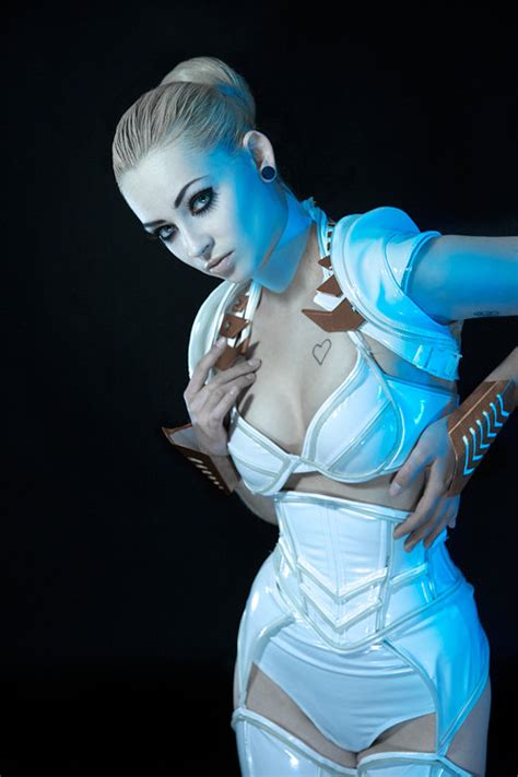 The sexy Female Tron Outfit You Can Own!   YouBentMyWookie
