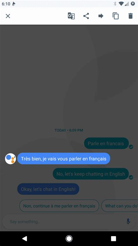 Native Translation Feature & More Coming To Google's Allo