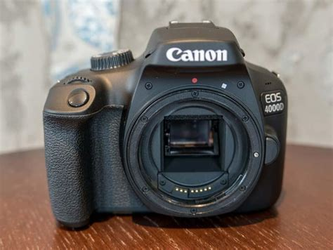Canon EOS 4000D Review - Hands On | Photography Blog