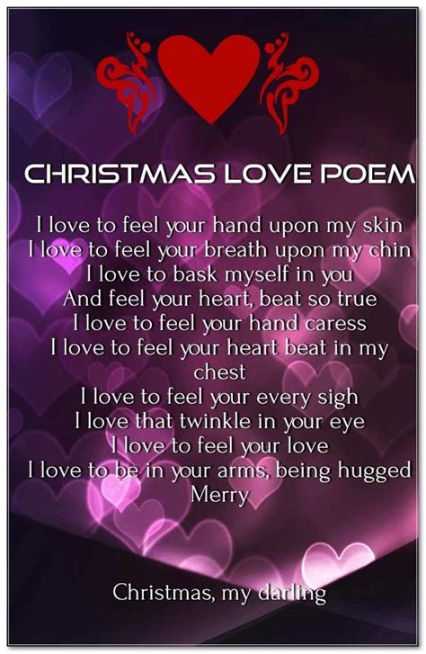 christmas love poems Hug2love | Quotes on Images