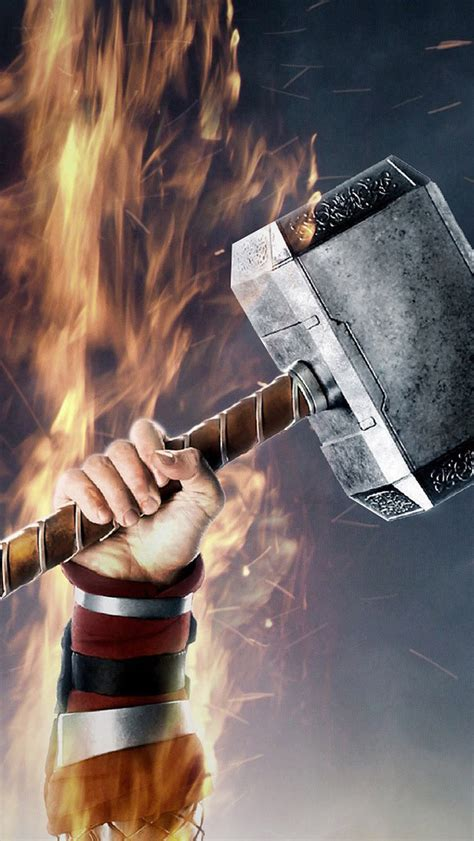 Download Thor Wallpaper Iphone Gallery