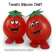 Fruit of the Spirit Bible Crafts and Bible Games For