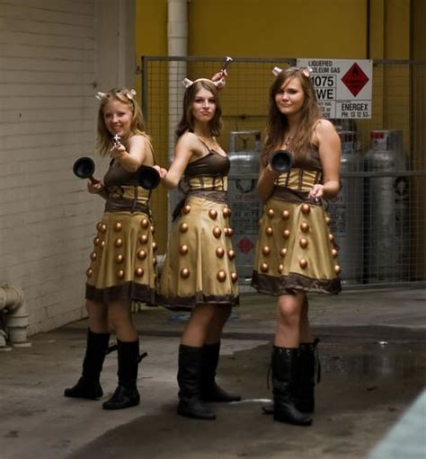 The Dalek Girls: Extermination Never Looked This Good