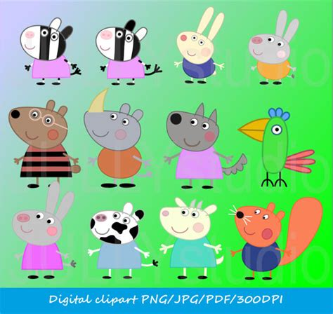 peppa pig clipart pdf 20 free Cliparts   Download images