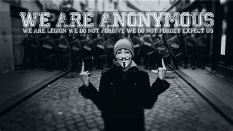 anonymous we are legion expect us we are anonymous we are