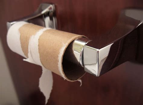 Finally An Answer to the Toilet Paper Over-Under Debate