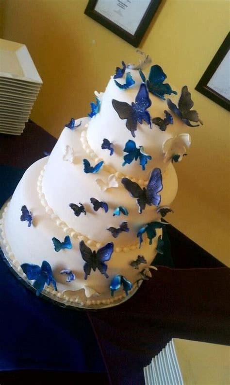 44 best {Butterfly Quinceanera Theme} images on Pinterest