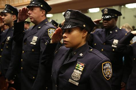 NYPD Transit Borough Bronx & Queens Annual Awards Ceremony