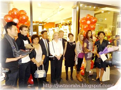 Just Norahs: ECCO Launch First Shoe Store in Malaysia!