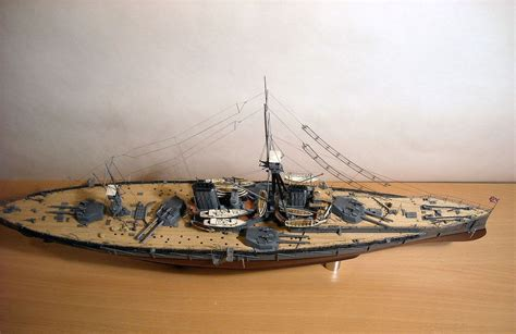 Trumpeter 1/350 HMS Dreadnought + NorthStarModels photo