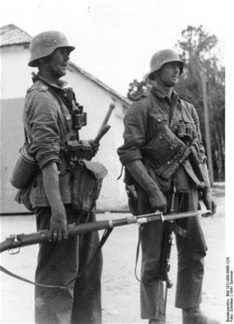 German Forces - Russia 1941 (?)
