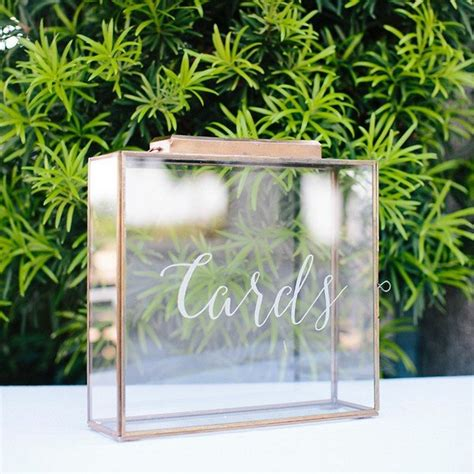 15 Creative Wedding Card Box Ideas to Impress Your Guests