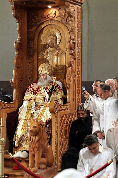 Pope Shenouda III of Egypt died: Worshippers pay tribute