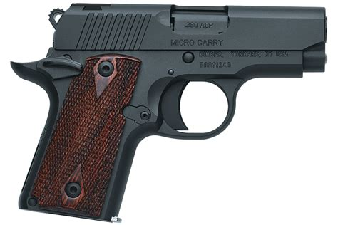 Kimber Micro RCP 380 ACP with Rosewood Grips   Sportsman's