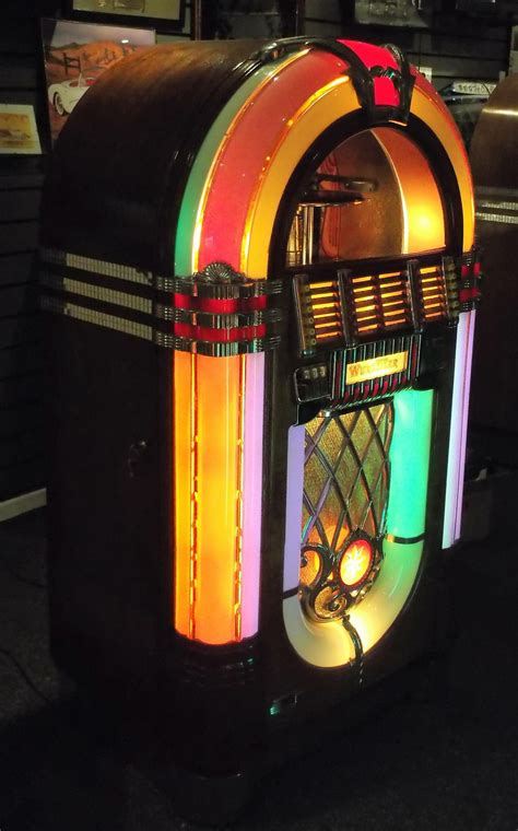 Jukeboxes: the unlikely automotive influence | Article