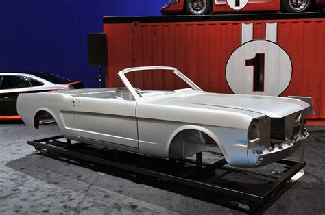 Classic Car Body 1965-1966 Ford Mustang Convertible