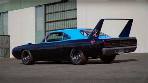 Check this Amazing 1970 Plymouth Superbird Tribute Race Car