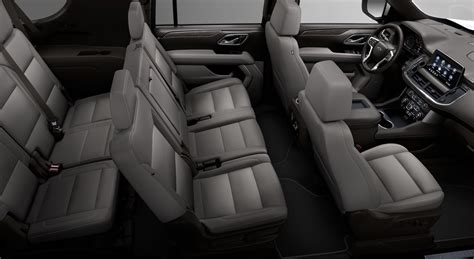 2021-chevy-suburban-z71-seats - The Fast Lane Truck