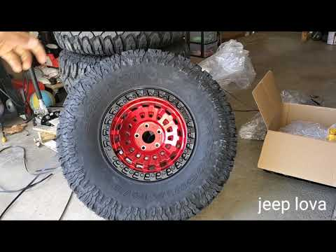 Gladiator Rubicon Launch Edition Build Up with No Letdown