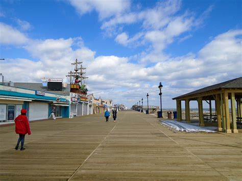 Ocean City Boardwalk Project Completed: Ready for Tourist