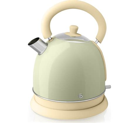 Buy SWAN Retro SK261020GN Traditional Kettle - Green