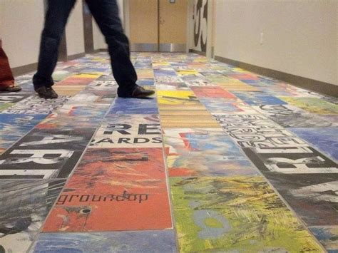 Art of Board Launches First-Ever Recycled Skateboard Floor