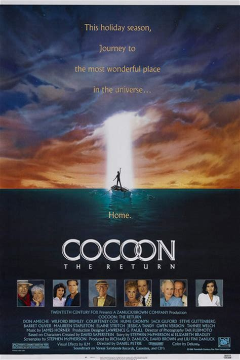 Cocoon: The Return movie review (1988)   Roger Ebert