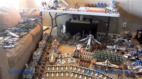 My LEGO Star Wars Collection Video! (GIANT!) - Huge LEGO
