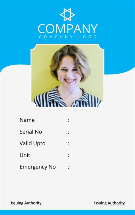 34+ Professional ID Card Designs - PSD, EPS Format
