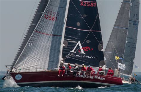 164th NYYC Annual Regatta: Miles no obstacle when great